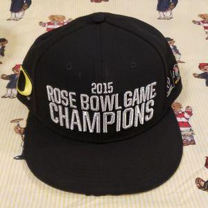 Oregon rose bowl champion hat
